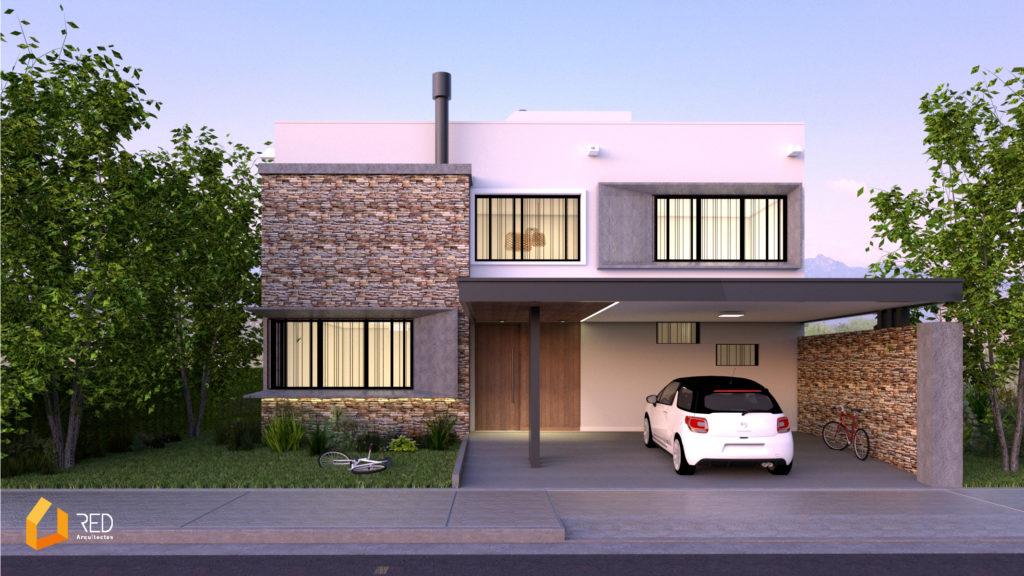 Casa MASP 21-11-2018 - Exterior - red arquitectos