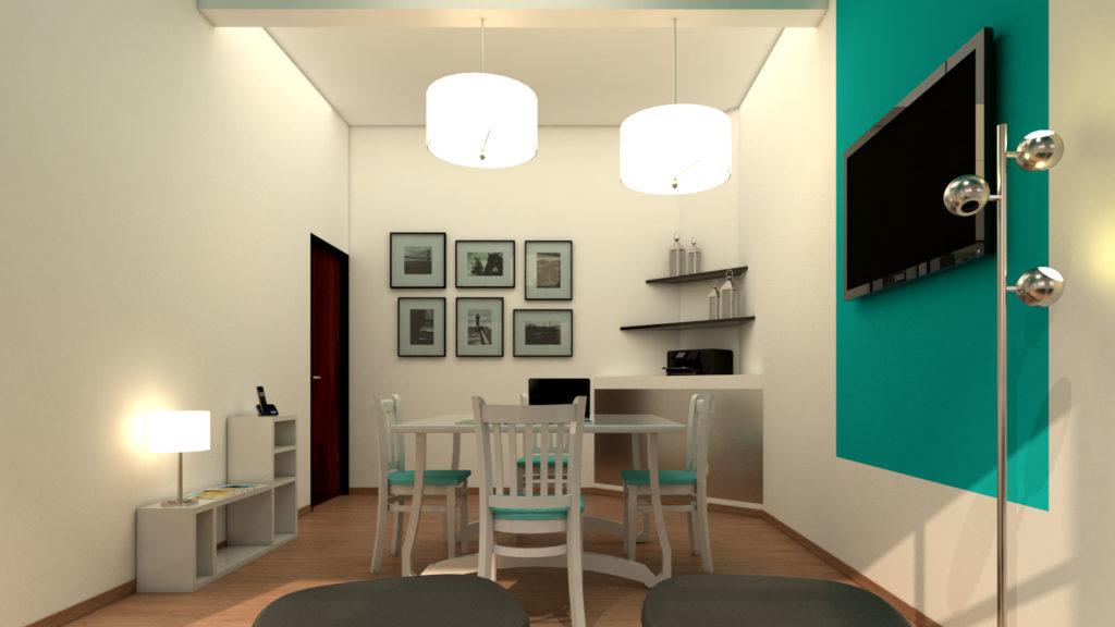 render frontal neo ad - Salta - red arquitectos